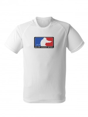 Funkční tričko Major League Pistol