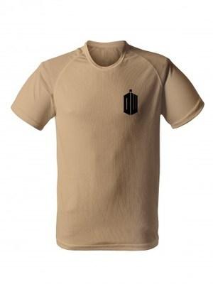 Funkční tričko Pán času DW TARDIS Small