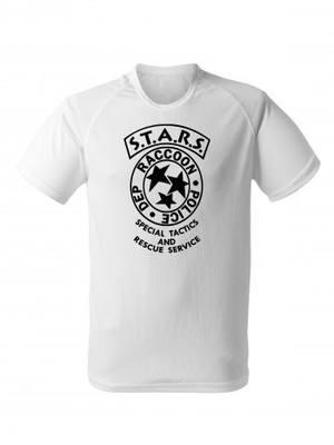 Funkční tričko S.T.A.R.S. R.P.D. Big Badge