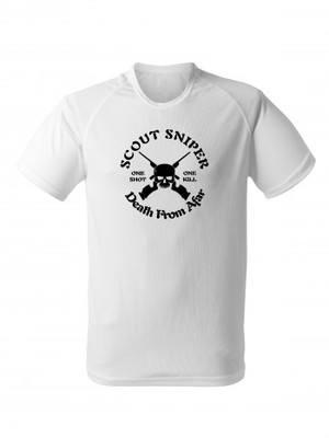 Funkční tričko Scout Sniper