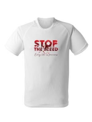 Funkční tričko STOP THE BLEED