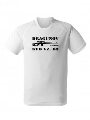 Funkční tričko SVD Dragunov
