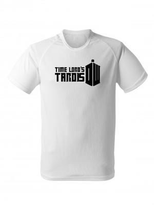Funkční tričko Time Lord's Tardis