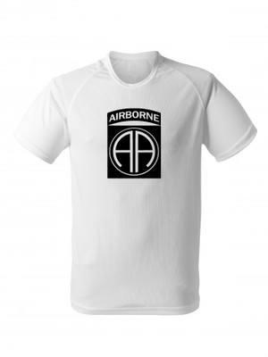 Funkční tričko U.S. Army 82nd Airborne Division