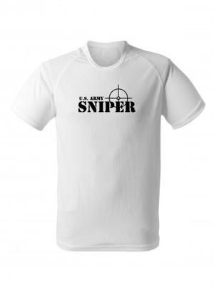 Funkční tričko U.S. ARMY SNIPER