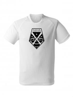 Funkční tričko UFO Vigilo Confido