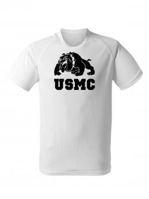 Funkční tričko USMC Devil Dogs