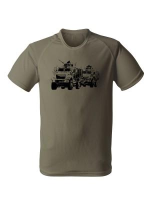 Funkční triko MRAP