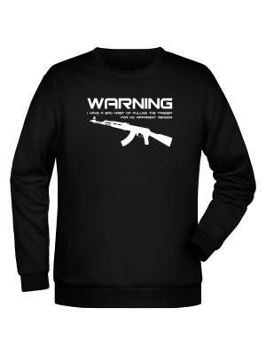 Mikina BAD HABIT AK-47