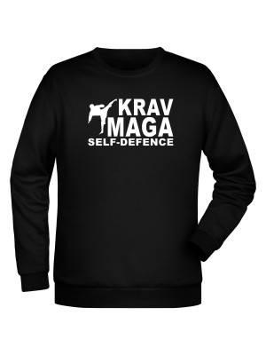 Mikina Krav Maga - self defence fighter