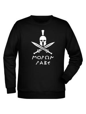 Mikina Molon Labe Swords
