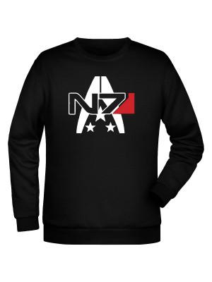 Mikina N7 Alliance Military