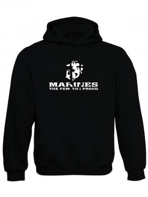 Mikina s kapucí EGA Marines The Few The Proud