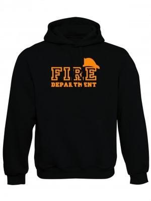 Mikina s kapucí FIRE Department