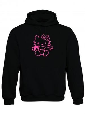 Mikina s kapucí Hello Kitty Yummy Yummy