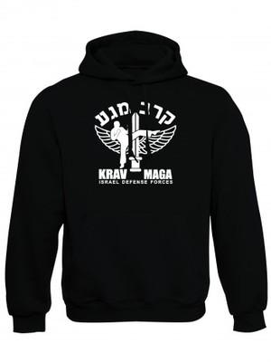 Mikina s kapucí IDF Krav Maga