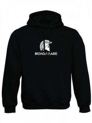 Mikina s kapucí MOLON LABE One Line