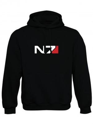 Mikina s kapucí N7
