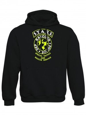 Mikina s kapucí S.T.A.R.S. R.P.D. Big Badge