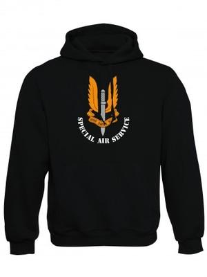 Mikina s kapucí SAS Special Air Service