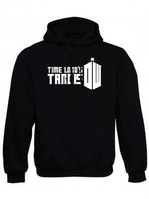 Mikina s kapucí Time Lord's Tardis