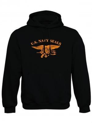 Mikina s kapucí United States NAVY SEALS
