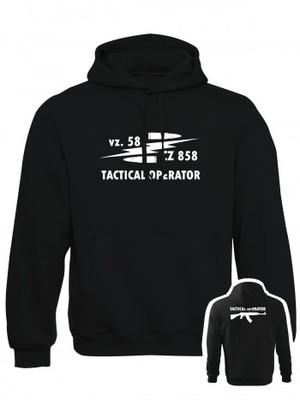 Mikina s kapucí vz. 58 CZ 858 Tactical Operator BACKSIDE