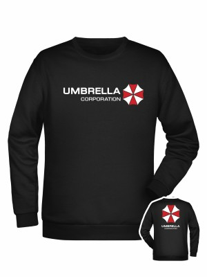 Mikina Umbrella Corporation Backside