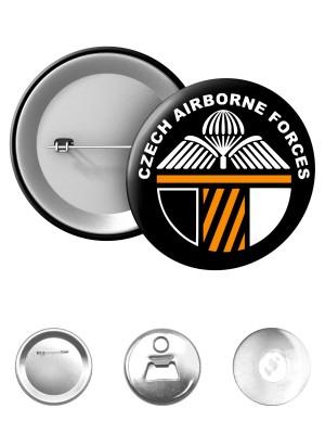 Odznak CAF 43rd Airborne Battalion