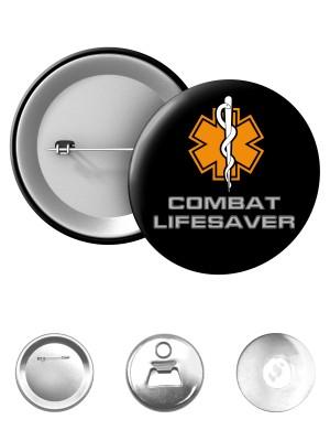 Odznak COMBAT LIFESAVER