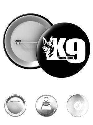 Odznak K9 Police Unit
