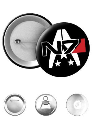 Odznak N7 Alliance Military