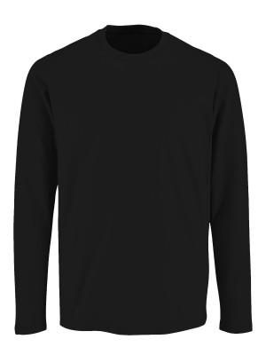 Pánské bavlněné tričko s dlouhým rukávem