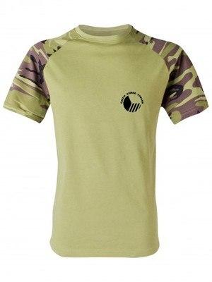 Pánské tričko Czech Armed Forces (vzor 95)