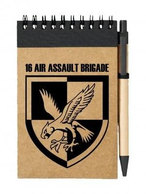 Poznámkový blok 16 AIR ASSAULT BRIGADE