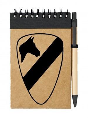 Poznámkový blok 1st Cavalry Division