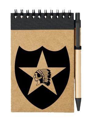 Poznámkový blok 2nd Infantry Division