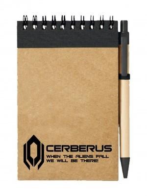 Poznámkový blok CERBERUS