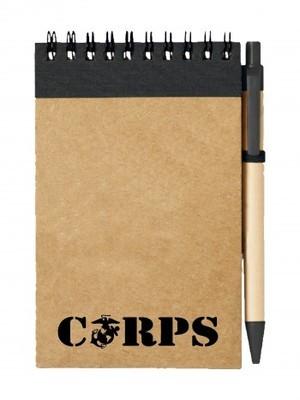 Poznamkový blok CORPS EGA