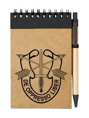 Poznámkový blok De Oppresso Liber