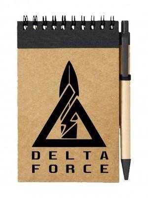Poznámkový blok DELTA FORCE