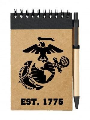 Poznámkový blok EGA Marines EST. 1775
