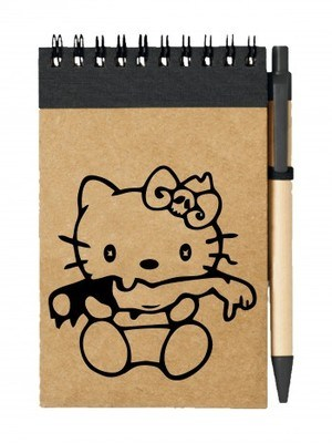 Poznámkový blok Hello Kitty Yummy Yummy