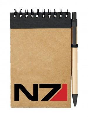 Poznámkový blok N7
