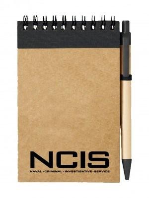 Poznámkový blok NCIS Naval Criminal Investigative Service