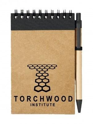 Poznámkový blok Torchwood