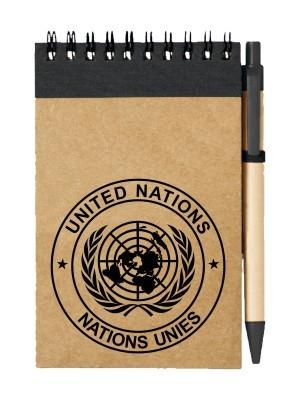 Poznámkový blok UN