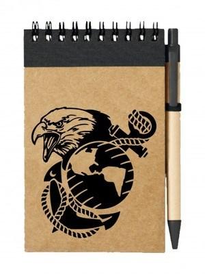 Poznámkový blok USMC EGA Eagle