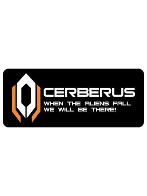 Samolepka CERBERUS