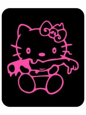 Samolepka Hello Kitty Yummy Yummy